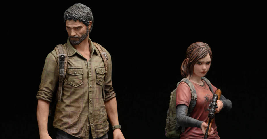 Mamegyorai TLOU Joel and Ellie 009