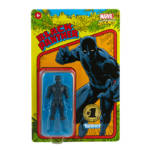 Marvel Legends Retro Black Panther and Captain America 002