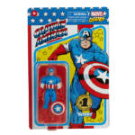 Marvel Legends Retro Black Panther and Captain America 004