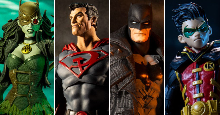 McFarlane DC Multiverse January 2021