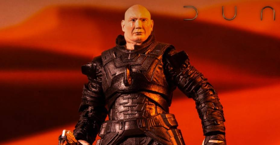 McFarlane Dune Rabban Preview