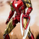 Mw Culture 1 7 Scale Iron Man MK85 001