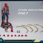 Mw Culture 1 7 Scale Iron Spider 006