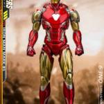 Mw Culture 1 9 Scale Iron Man MK85 003