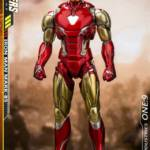 Mw Culture 1 9 Scale Iron Man MK85 005