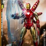Mw Culture 1 9 Scale Iron Man MK85 007