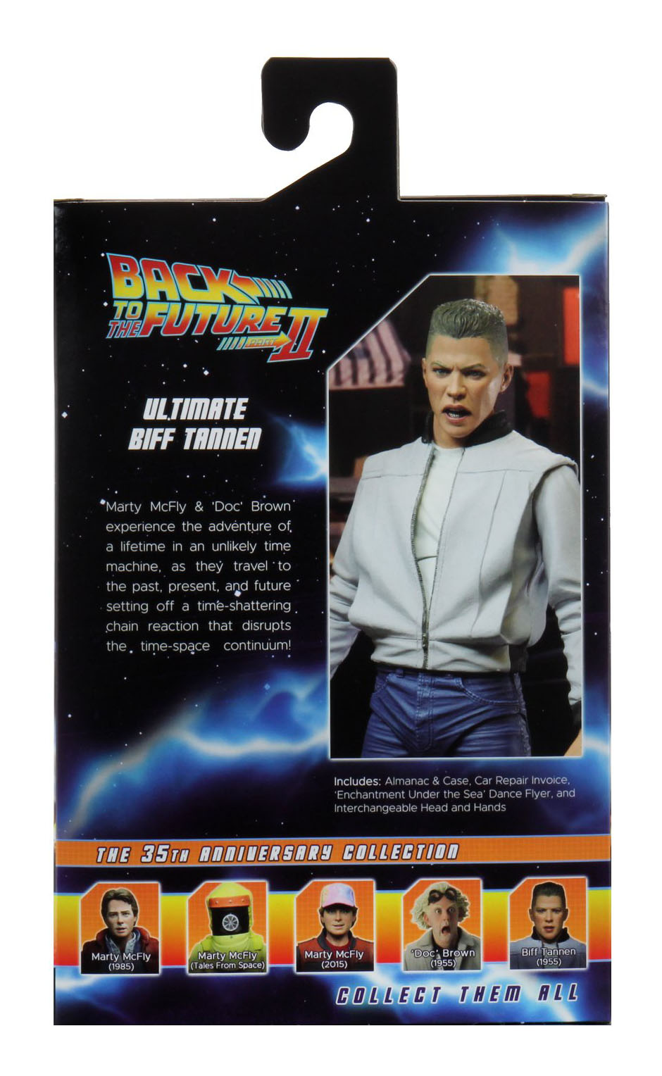 NECA Back to the Future Ultimate Biff Packaging 003