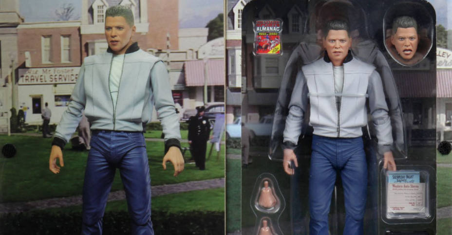 NECA Back to the Future Ultimate Biff Packaging 004
