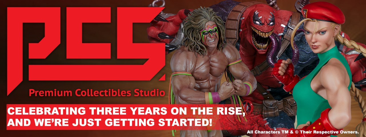 Premum Collectibles Studio Banner