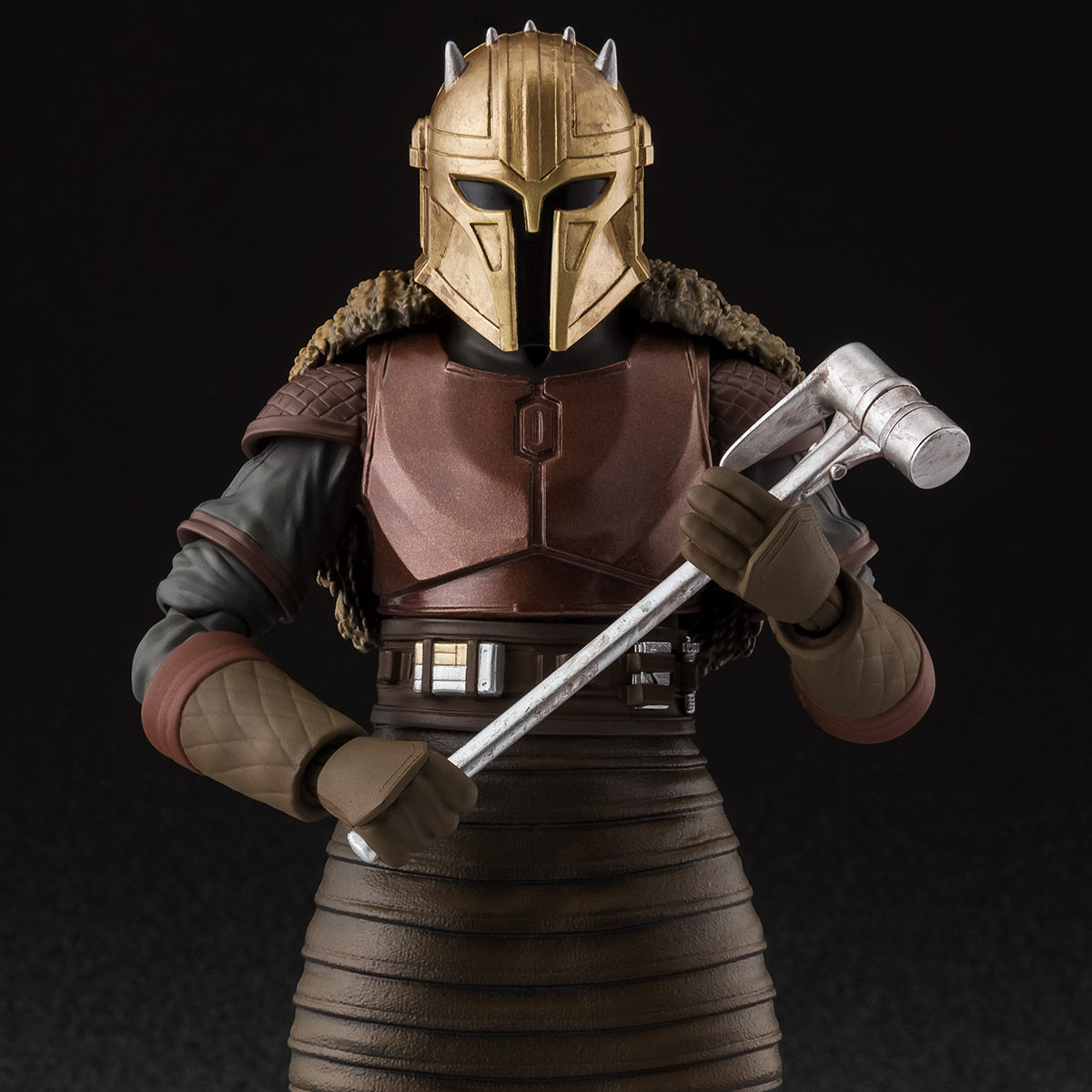 SH Figuarts The Armorer 001