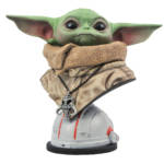 STAR WARS THE MANDALORIAN LEGENDS IN 3D THE CHILD BUST 001