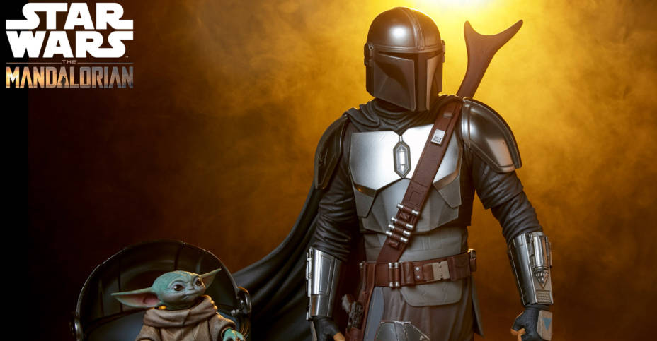 The Mandalorian Premium Format Figure 002