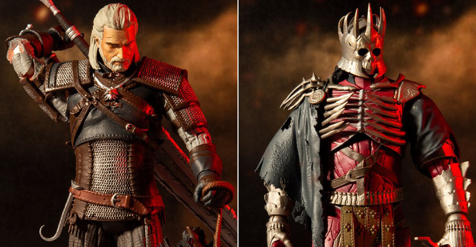 Witcher 3 Preview McFarlane Toys