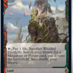 Zendikar rising wooded foothills expeditions