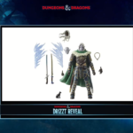 dungeons and dragons drizzt action figure