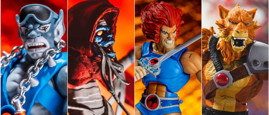 Thundercats Ultimates Wave 1 by Super 7 - In-Hand Gallery