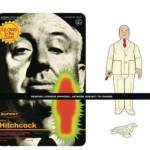 ALFRED HITCHCOCK MONSTER GLOW REACTION FIGURE