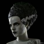 Bride of Frankenstein Spinature 009
