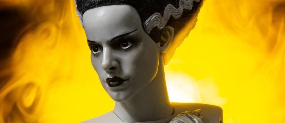 Waxwork Record's Universal Monsters Spinatures - Bride of Frankenstein Pre-Order and Photo Gallery