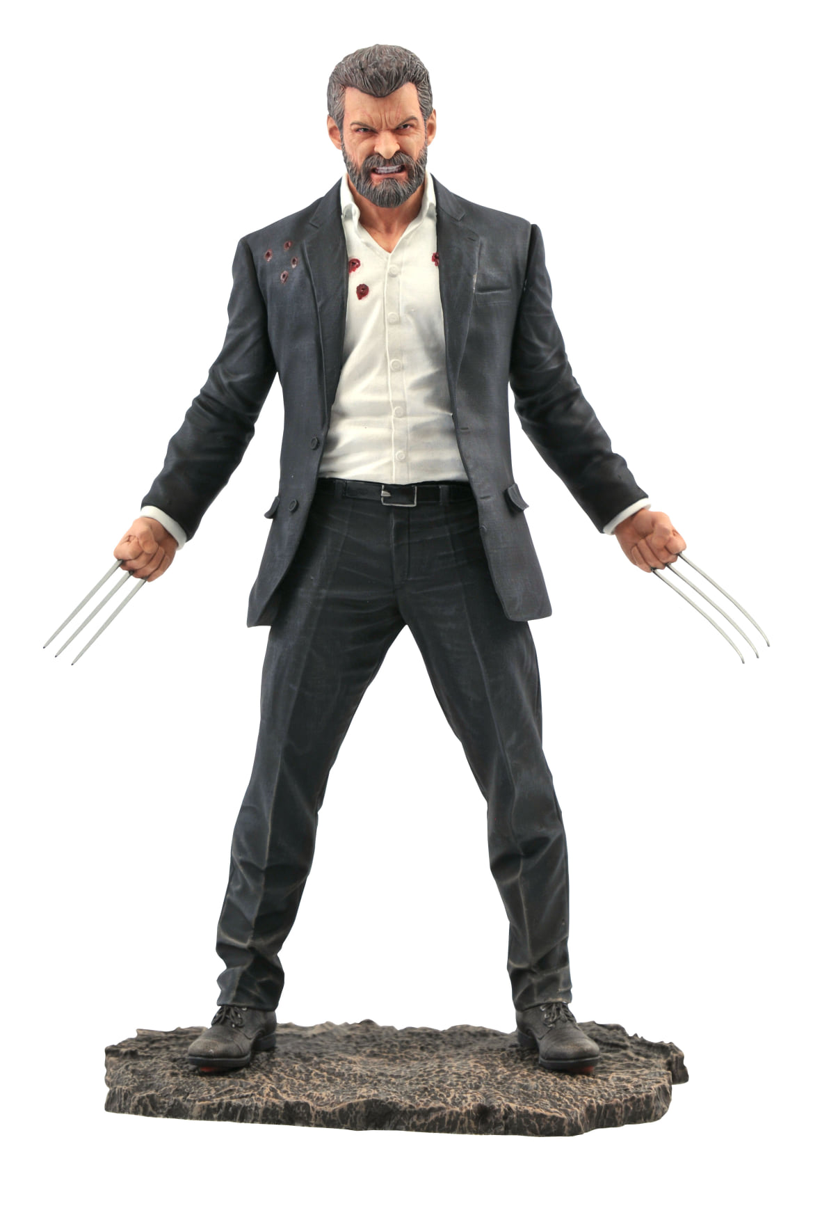 DST Logan Movie Statue Preview 2