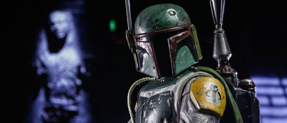 Star Wars Select Return of the Jedi Boba Fett by Diamond Select Toys - Toyark Photo Shoot