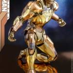 Hot Toys Iron Man XXI Midas Armor 001