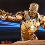 Hot Toys Iron Man XXI Midas Armor 002