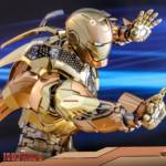Hot Toys Iron Man XXI Midas Armor 012