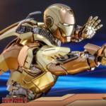 Hot Toys Iron Man XXI Midas Armor 013
