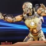 Hot Toys Iron Man XXI Midas Armor 014