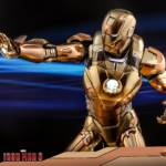 Hot Toys Iron Man XXI Midas Armor 015