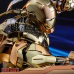 Hot Toys Iron Man XXI Midas Armor 016