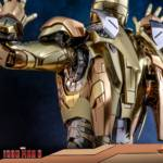 Hot Toys Iron Man XXI Midas Armor 017