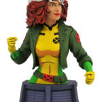 MARVEL ANIMATED X MEN ROGUE BUST 3