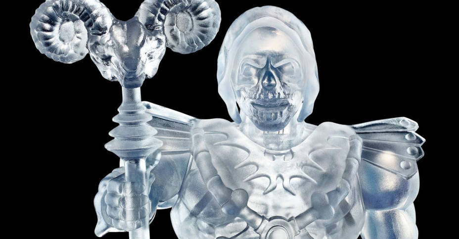 Mattel Creations Skeletor 001