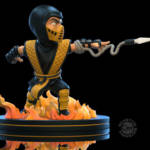 Mortal Kombat Scorpion Q Fig 1