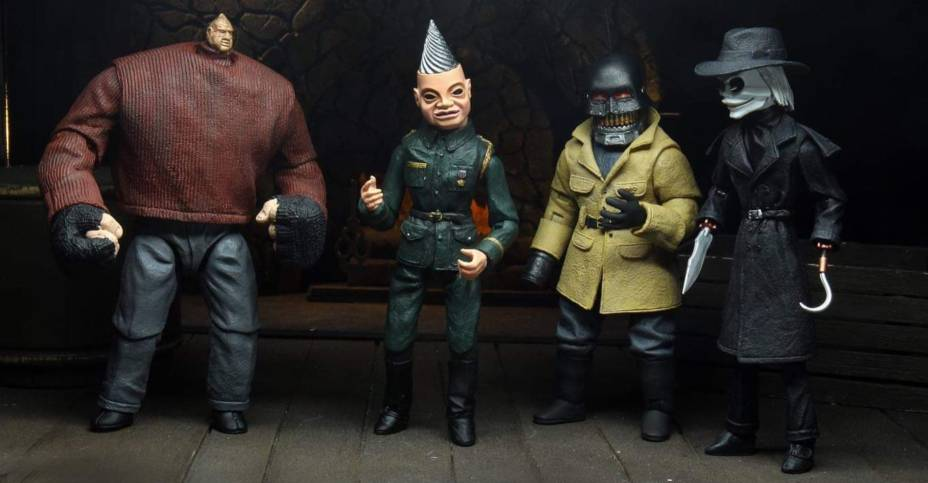 NECA Puppet Master Preview 002