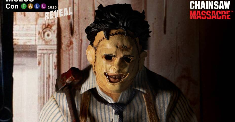 One12 Collective Texas Chainsaw Massacre Leatherface 1
