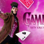 Sideshow Gambit Sixth Scale Figure Preview