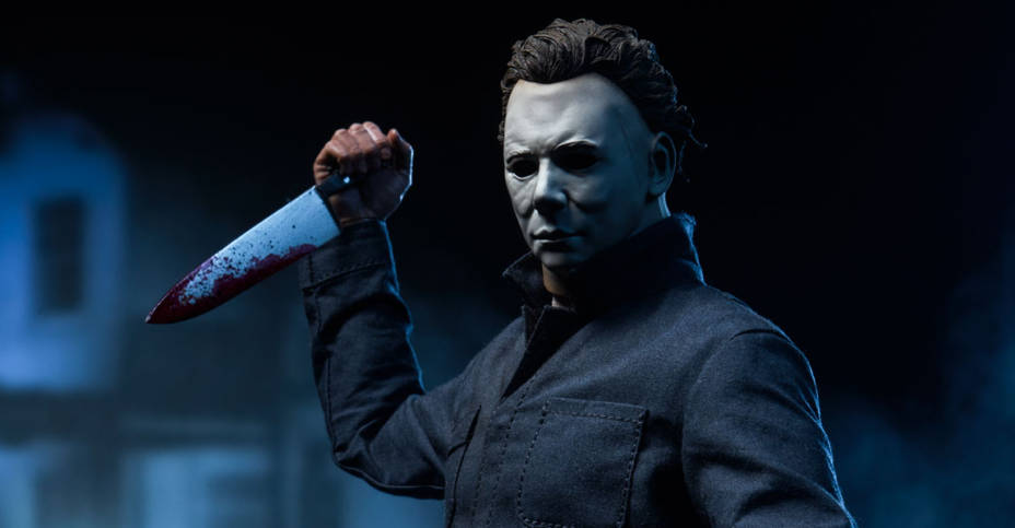 Sideshow Michael Myers 004