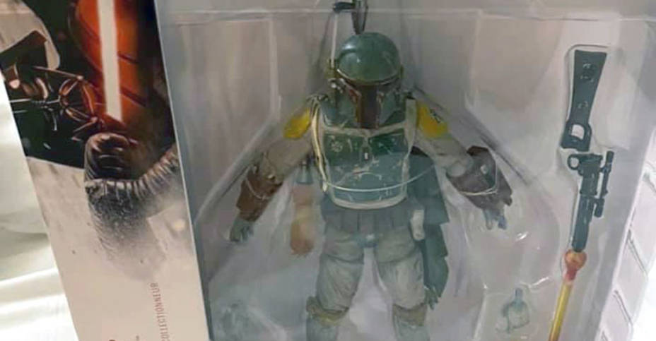 Star Wars Select Boba Fett 001