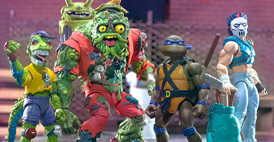 Super7 Wave 4 TMNT Ultimates