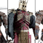 The Witcher 3 Figures by McFarlane Toys