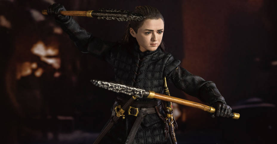 ThreeZero Season 8 Arya Stark 008