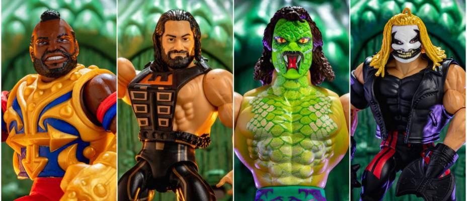 Masters of the WWE Universe Wave 4 In-Hand Gallery