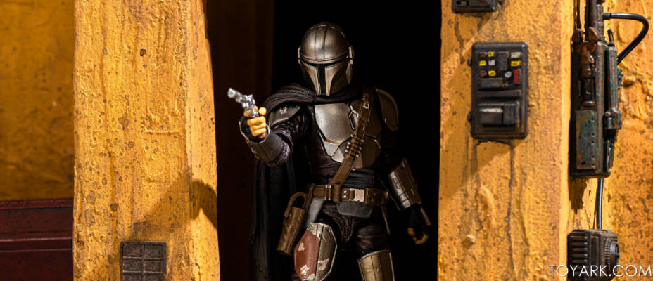 Mandalorian Promotional Box from Hasbro - Black Series, Vintage Collection, Monopoly and More!