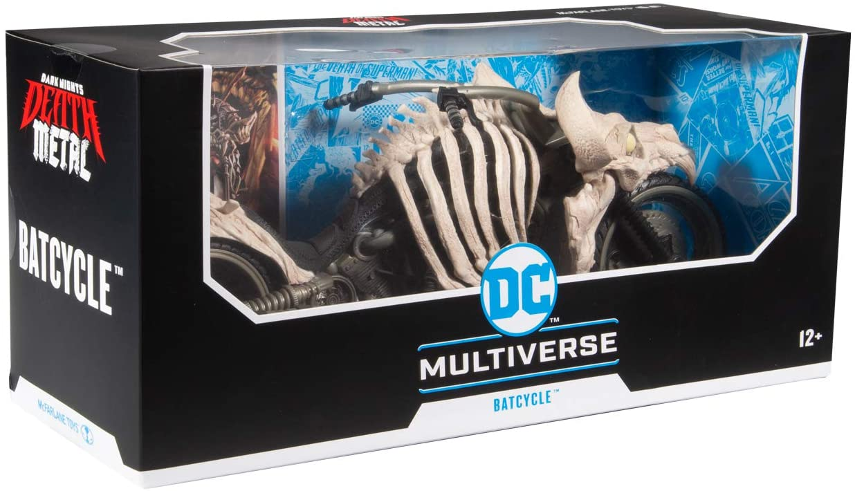 DC Multiverse Death Metal Batcycle 001