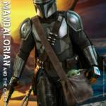 Hot Toys Mandalorian and The Child Quarter Scale Set 003