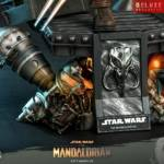 Hot Toys Mandalorian and The Child Quarter Scale Set DX 003