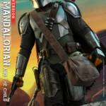 Hot Toys Mandalorian and The Child Quarter Scale Set DX 016